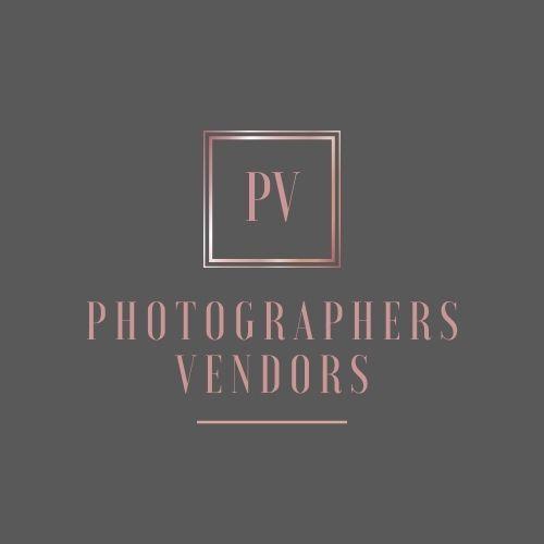 Photographers Vendors